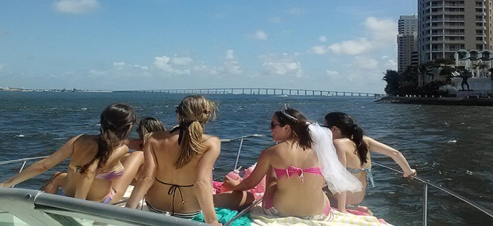 Boat Rental Miami Bachelorette Party Miami Boat Rentals